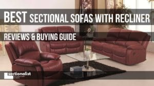 best reclining sectionals