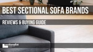 best sectional sofa brands