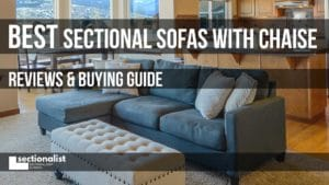 best sectional with chaise