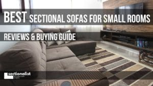 best sectionals for small room