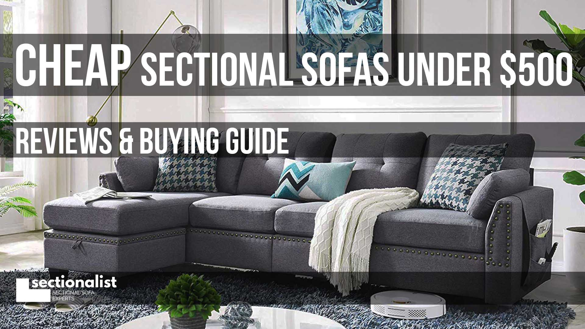 Cheap Sectional Sofas Under 500 Reviews Guide 2020 Sectionalist