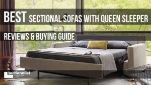 queen sleeper sectional sofa